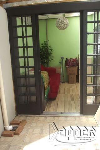 Apartamento à venda com 1 dormitórios em Ouro branco, Novo hamburgo cod:10910 - Foto 4