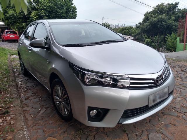 Toyota Corolla XEi 2.0 16V Automático 2014/2015