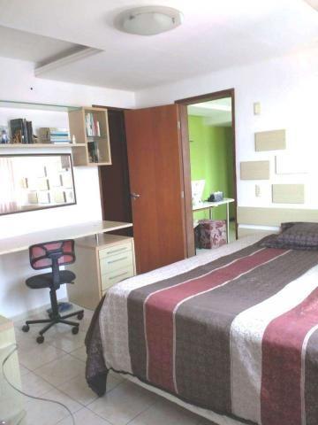 Apartamento gigante 221 m2 4 suítes, 3 vagas de garagem Miramar - Foto 13