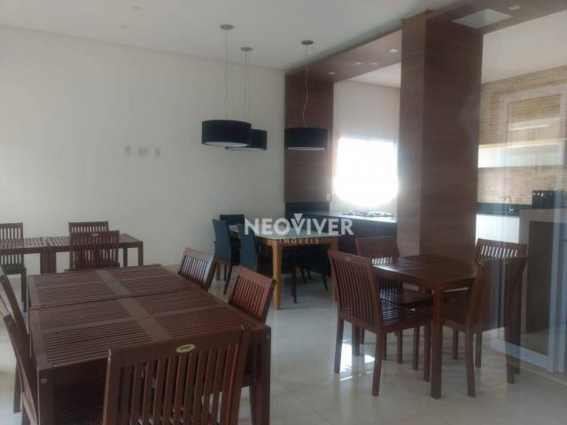 Residencial matriz -apartamento com 3 dormitórios à venda, 103 m² por r$ 495.000 - setor b - Foto 11