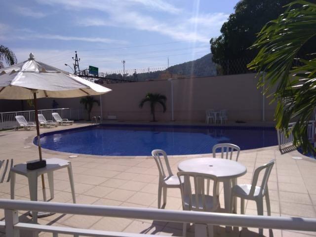 AP0229 - Apartamento 2 quartos 1 suíte - Cascadura - Condomínio Bossa Norte - Foto 2