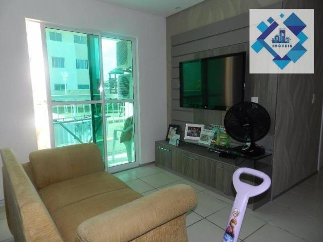 Apartamento repasse , com móveis fixos , preço negociável à venda, Parangaba, Fortaleza. - Foto 3