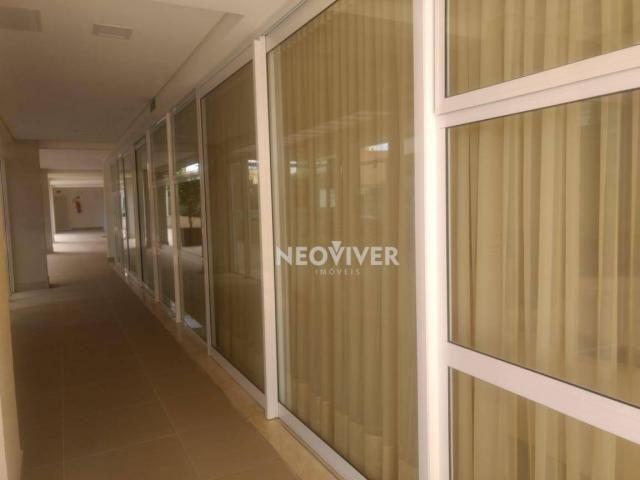 Residencial matriz -apartamento com 3 dormitórios à venda, 103 m² por r$ 495.000 - setor b - Foto 4