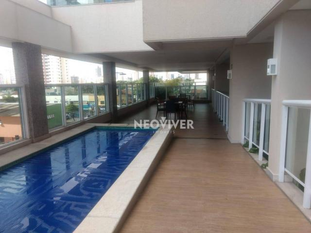 Residencial matriz -apartamento com 3 dormitórios à venda, 103 m² por r$ 495.000 - setor b - Foto 15