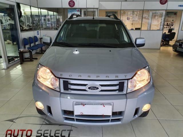 Ford Ecosport XLT 2.0 Automática impecável! Placa i
