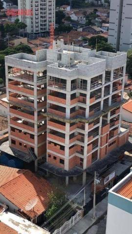Apartamento com 2 dormitórios à venda, 66 m² por R$ 267.900 - Jardim Aquarius - São José d