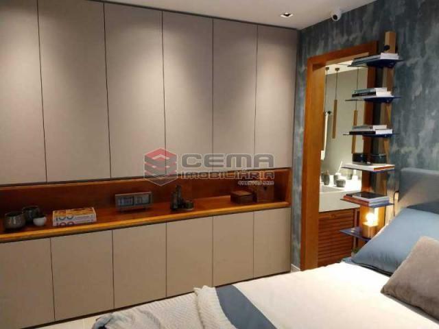 Apartamento à venda com 2 dormitórios em Botafogo, Rio de janeiro cod:LAAP23934 - Foto 13