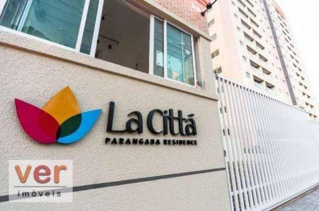 Apartamento com 3 dormitórios à venda, 62 m² por R$ 259.000,00 - Parangaba - Fortaleza/CE - Foto 3