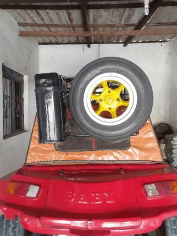 Vw bugre carro lindo - Foto 6