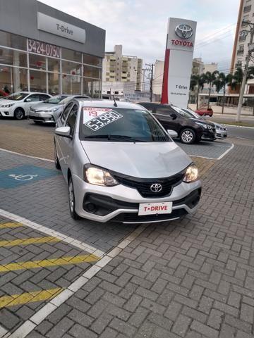 Toyota Etios 1.3 aut - Foto 3
