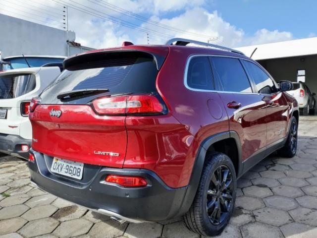 Jeep cherokee 2014 3.2 limited 4x4 v6 24v gasolina 4p automÁtico - Foto 6
