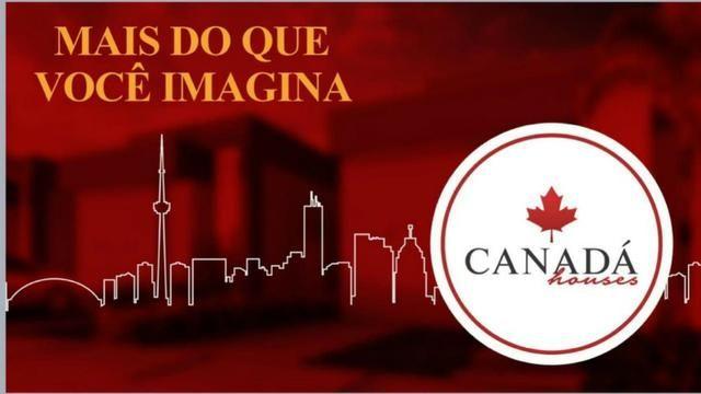 Canadá Houses Pé-direito ampliado de 4,10 metro no bairro Sim - Foto 9