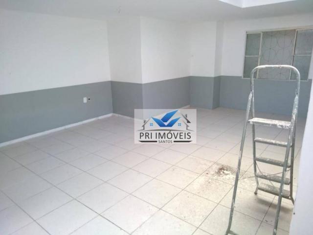 Sala para alugar, 105 m² por R$ 1.200,00/mês - Centro - Três Rios/RJ