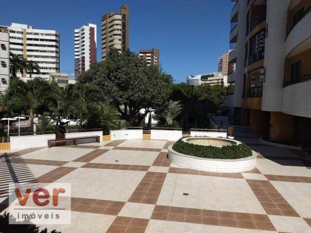 Apartamento com 3 dormitórios à venda, 137 m² por R$ 850.000,00 - Cocó - Fortaleza/CE - Foto 8
