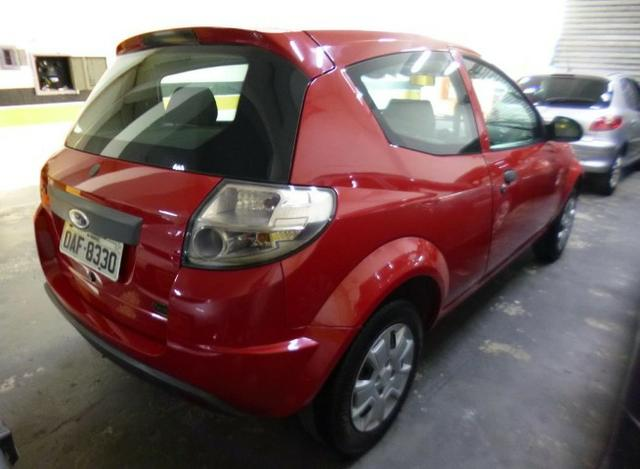Ka 1.0 8v 2p flex 2011/2012 vermelho - Foto 8