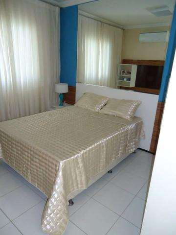 Apartamento com doc. gratis: 2 quartos, 2 banheiros , piscina, salao de festas - Foto 9