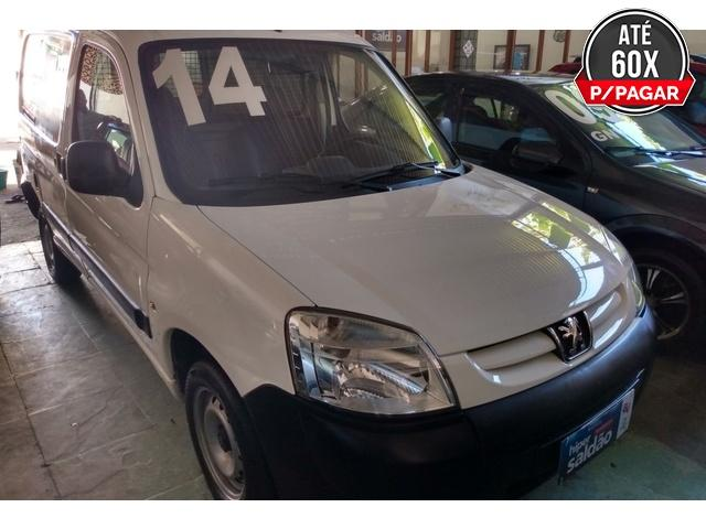Peugeot Partner 1.6 furgão 800kg 16v flex 3p manual - Foto 2