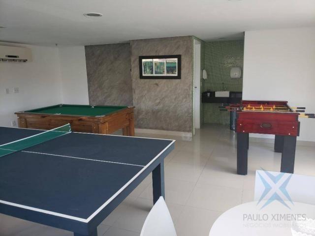 Apartamento novo com 3 dormitórios para alugar, 81 m² por r$ 1.700/mês - engenheiro lucian - Foto 19