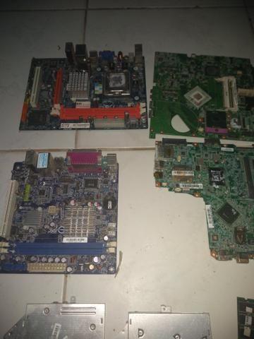 Placas, Processador, Memória Ram - Foto 4
