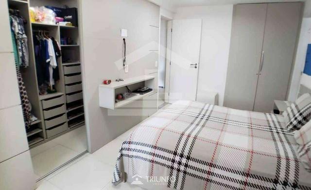 (EXR34207) Apartamento habitado à venda no Luciano Cavalcante de 126m² com 3 suítes - Foto 4