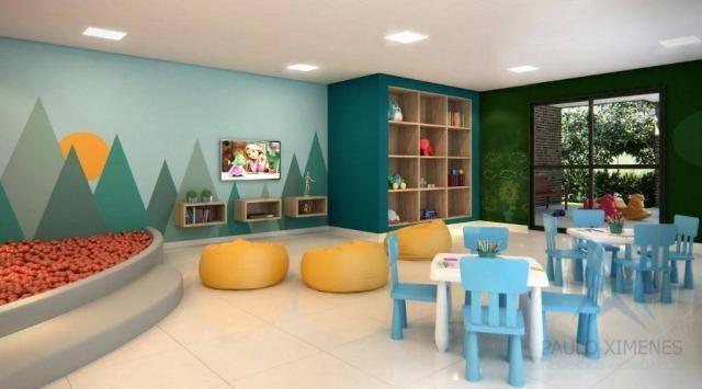 Apartamento com 3 dormitórios à venda, 58 m² por r$ 221.000 - passaré - fortaleza/ce - Foto 13