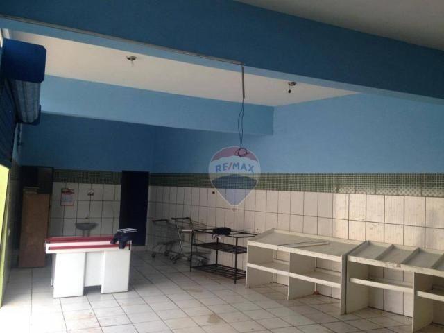 Salão para alugar, 90 m² por r$ 1.200/mês - cidade nova ii - várzea paulista/sp - Foto 6