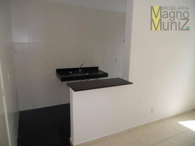 Apartamento com 2 dormitórios para alugar, 50 m² por r$ 600,00/mês - vila velha - fortalez - Foto 8