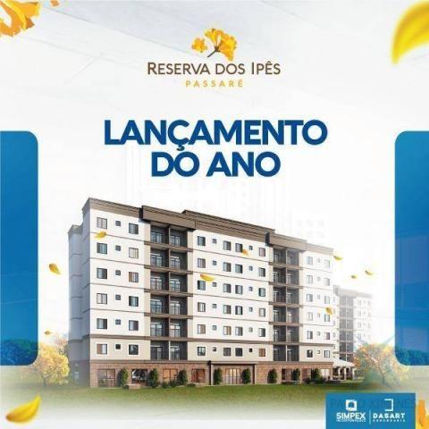Apartamento com 3 dormitórios à venda, 58 m² por r$ 221.000 - passaré - fortaleza/ce