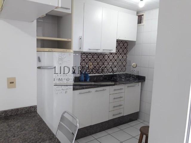 Apartamento, Serrinha, 1 dormitório, sala com sofá cama e rack, cozinha com armários, área - Foto 6