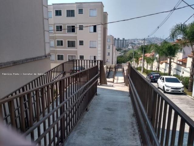 Apartamento para Locação em Mogi das Cruzes, Alto Ipiranga, 2 dormitórios, 1 banheiro, 1 v - Foto 11