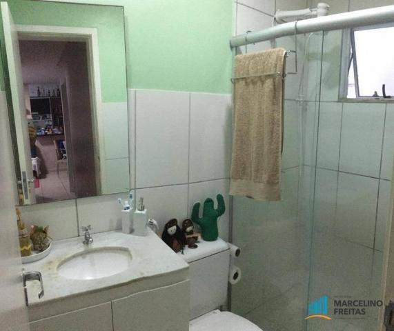 Apartamento em ótima localização no cambeba - Foto 14