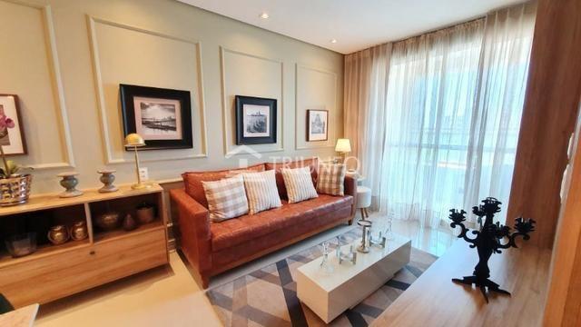 (EXR18528) Apartamento à venda no Luciano Cavalcante de 70m² com 3 quartos e 2 vagas - Foto 4