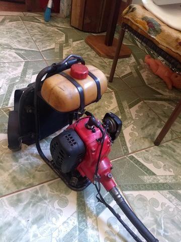 Raçadeira costal shindaiwa bp-35 - Foto 2