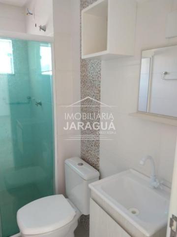 Apartamento à venda, 2 quartos, 1 vaga, nova brasília - jaraguá do sul/sc - Foto 9