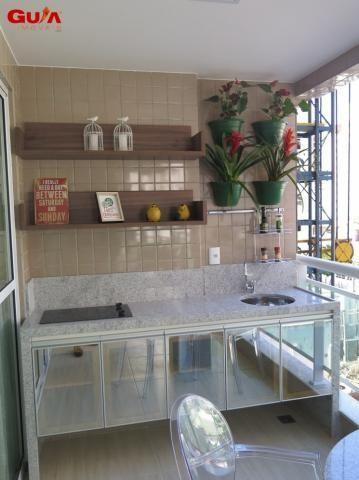 Apartamentos novos com 03 suítes no bairro aldeota - Foto 6