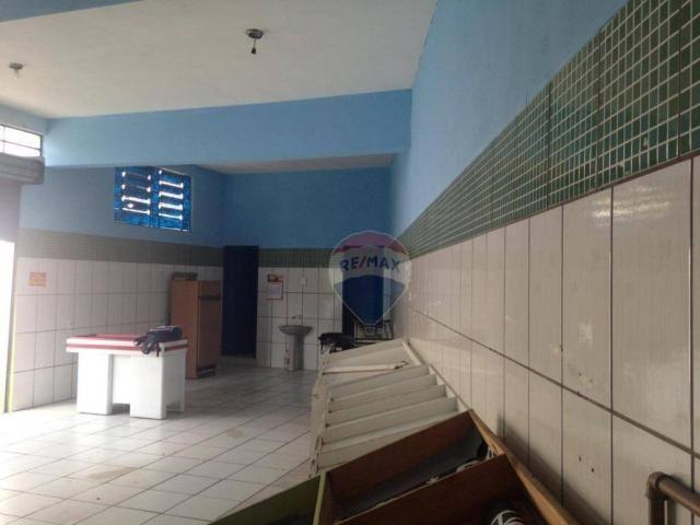 Salão para alugar, 90 m² por r$ 1.200/mês - cidade nova ii - várzea paulista/sp - Foto 5