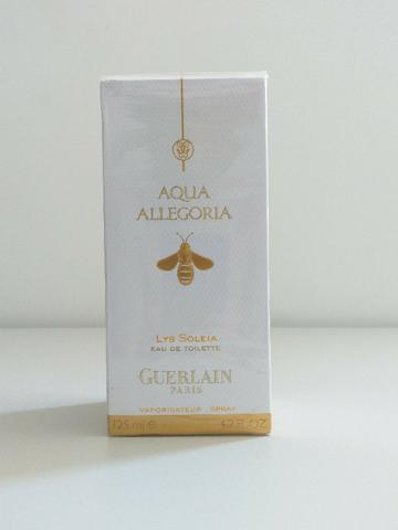 Perfume Aqua Allegoria Lys Soleia Eau de Toilette Guerlain 125ml Original Lacrado