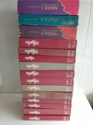 Angelica De Anne Golon - 13 Livros Usados