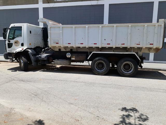 Ford cargo 2629/ 4x6 2013 caçamba