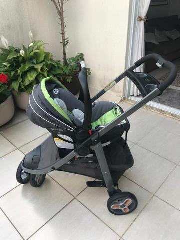 Carrinho bebe + bebe conforto - Foto 3