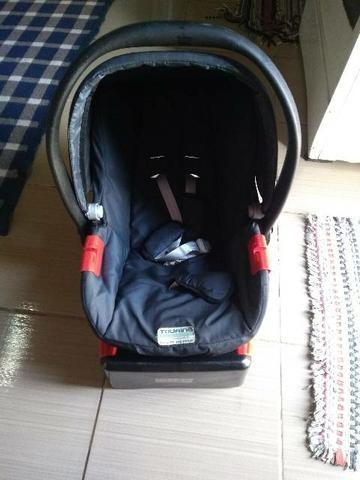 Bebê conforto com a base automotiva - Foto 3