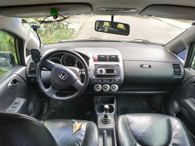 Honda Fit LX 1.4 Mec 06/07 - Foto 4
