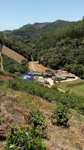 JG. Sítio de 234 mil m² com casa de 3 quartos com suíte em Marechal Floriano! - Foto 8