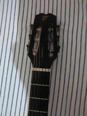 Violão Nylon Top Estilo Guitarra - Foto 3