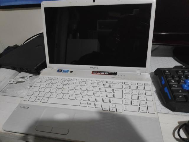 Barbadaaaa! Sony vaio i3 6gb de ram sdd de 120gb - Foto 2