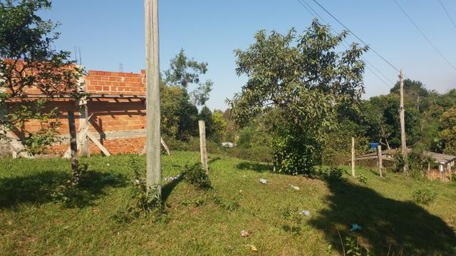 Vendo terreno com casa para terminar - Foto 4