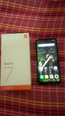 Redmi 7 4 GB ram pra vende logo