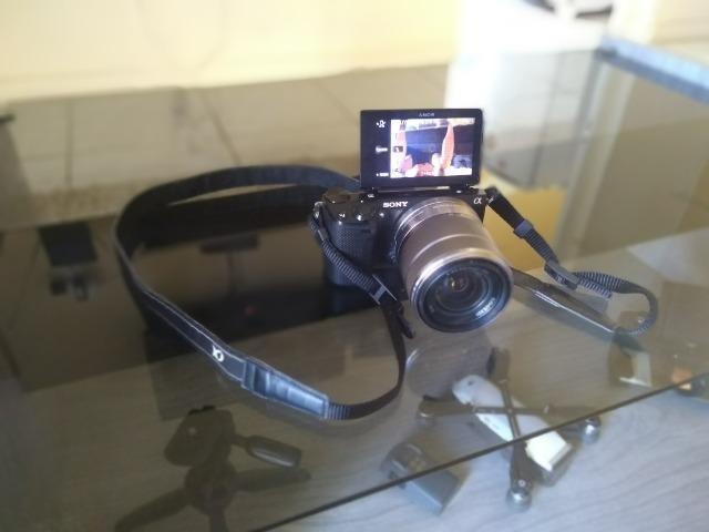 Camera Sony Nex 5r com Wifi