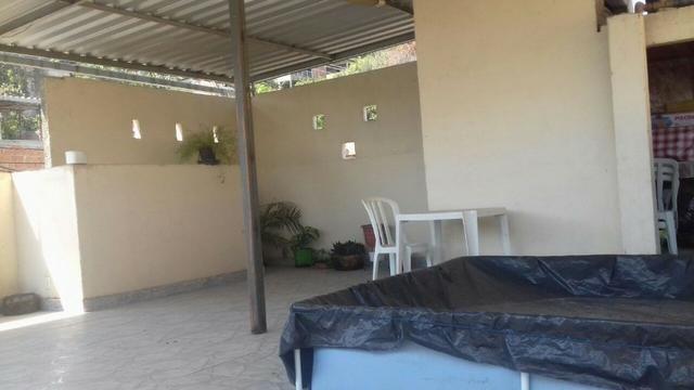 Casa com terraço coberto, independente, - Financie caixa com entrada parcelada - Nilópolis