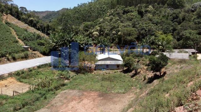 JG. Sítio de 234 mil m² com casa de 3 quartos com suíte em Marechal Floriano! - Foto 6